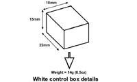 White control box details